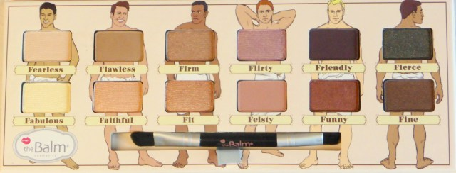 Nude Dude Palette The Balm maquillage