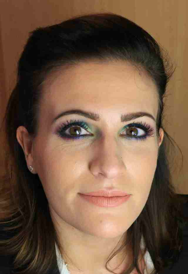 Cours Urban Decay Elodie visage