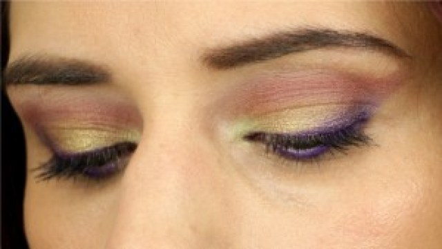 Tutoriel maquillage urban decay vice xx ltd reloaded zoom