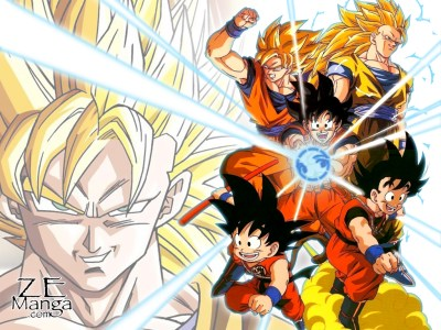 Wallpapers de Dragon Ball Z | Luka y gaby blog center
