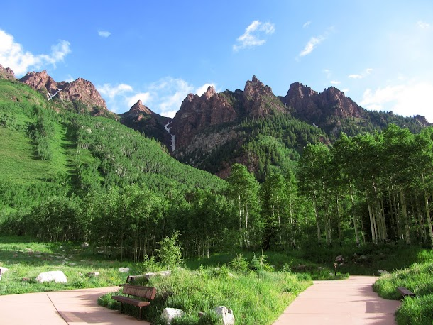 Aspen Maroon Bells Area