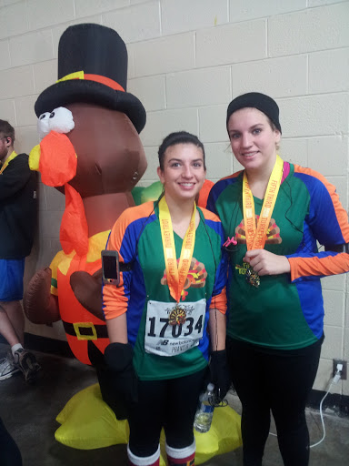 Detroit Turkey Trot Recap