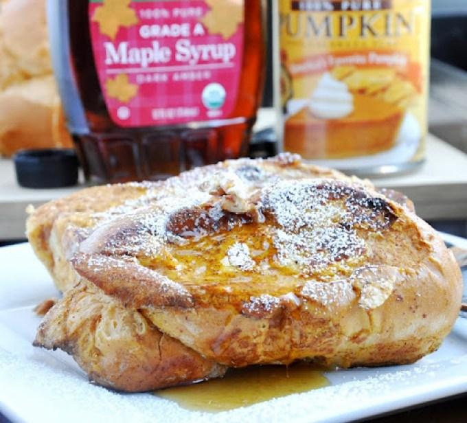 pumpkin pie french toast 169