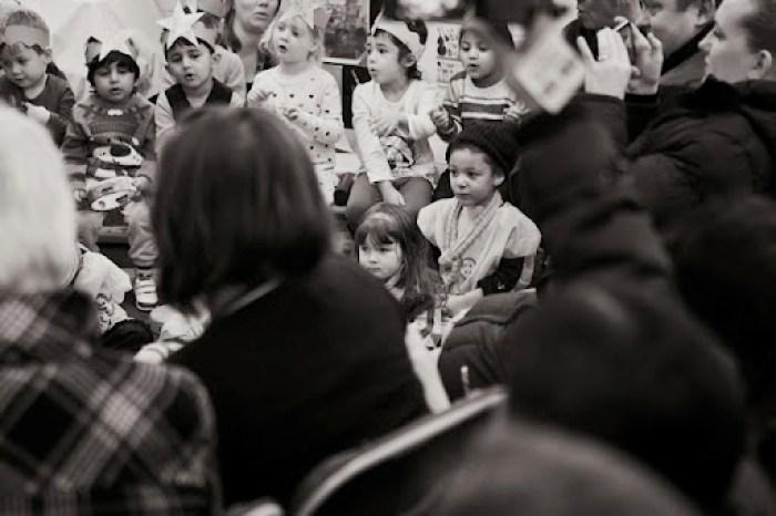 Preschool Sing along 1