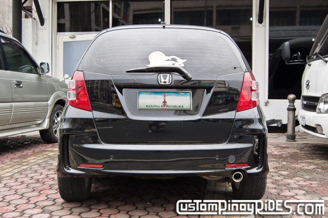 Facelifted Honda Jazz Body Kit by Atoy Customs Custom Pinoy Rides pic9