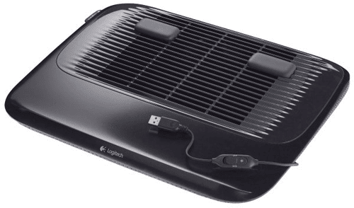 Logitech Launches Cooling Pad N200 For Laptops