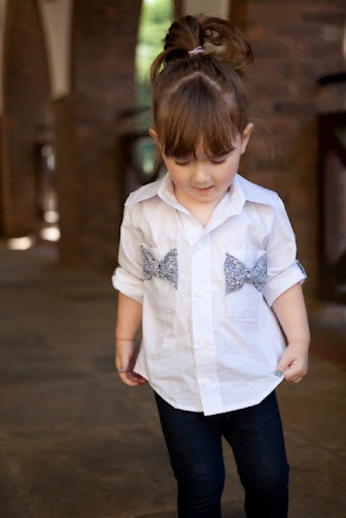 Bookworm Button Up Test by Our Family Four 7