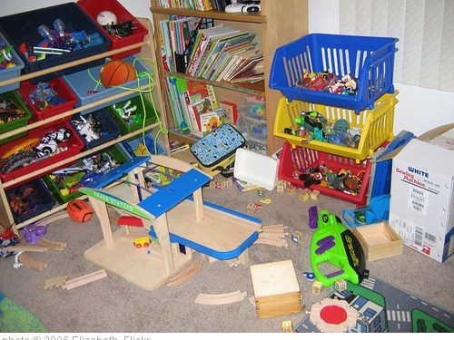 'Playroom' photo (c) 2006, Elizabeth - license: http://creativecommons.org/licenses/by/2.0/
