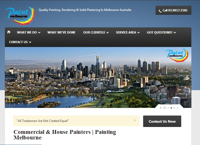 paintmelbourne.com