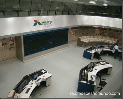 centro tecnico itaipu