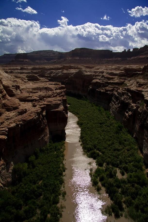 Southern Utah River