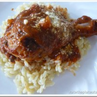 Eat In Recipe: Greek Cinnamon Stewed Chicken