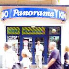 The movie theater Panorama on Wolności Street.