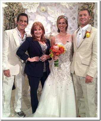 Jeff Probst Wedding