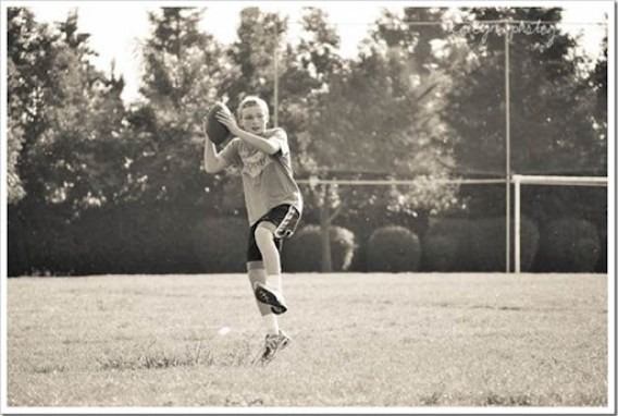 faster shutter speed for sports action