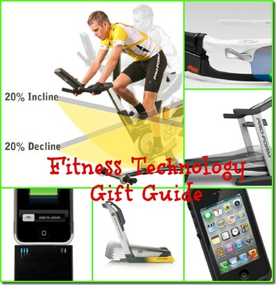 Fitness Technology Gift Guide