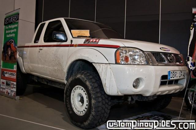 Manila Auto Salon Custom Pinoy Rides Nissan Frontier