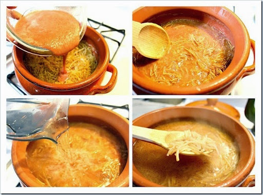 Sopa de Fideo | Mexican Noodle Soup Authentic Mexican Recipes