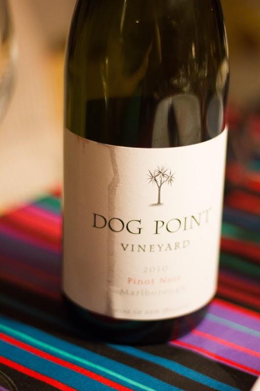 Pinot Noir fra Dog Point