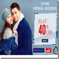 clothing offer snapdeal