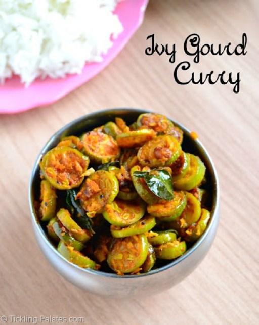 Kovakkai Curry
