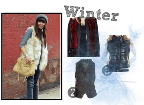 Winter 2013, colete de pelos, fur vest, animale, marisa, dafiti