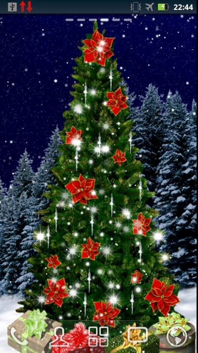 Christmas Tree Live Wallpaper - App Android su Google Play