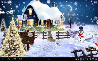 Christmas Live Wallpaper HD - Android Apps on Google Play
