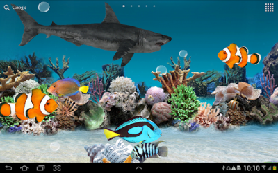3D Aquarium Live Wallpaper - Android Apps on Google Play