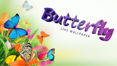Butterfly Live Wallpaper - Apps on Google Play
