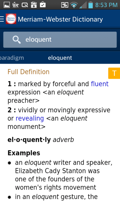 Dictionary - M-W Premium - Android Apps on Google Play