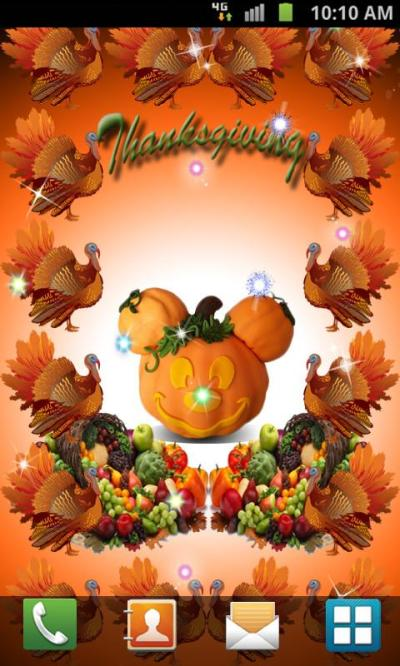 Thanksgiving Live Wallpaper - Android Apps on Google Play