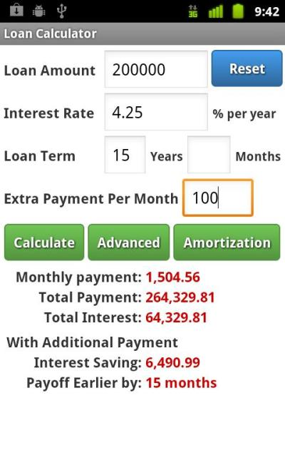 Financial Calculators - Android Apps on Google Play