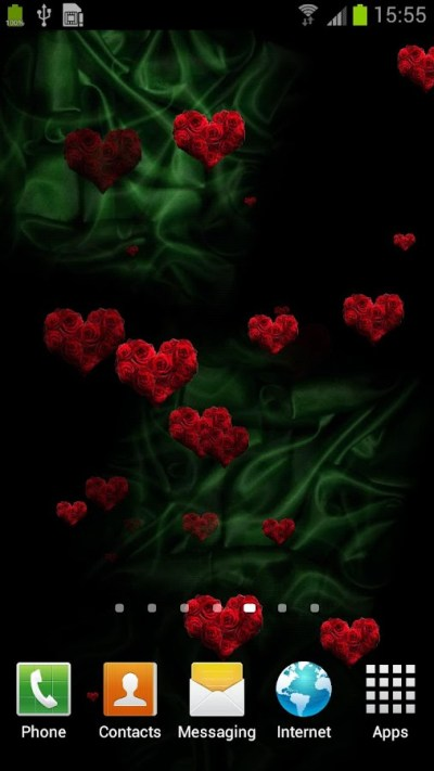 Hearts Live Wallpaper FREE - Android Apps on Google Play