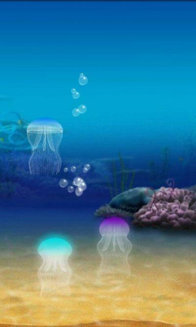 Jellyfish Live Wallpaper Free - Android Apps on Google Play