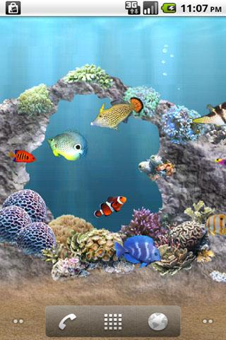aniPet Aquarium Live Wallpaper - Android Apps on Google Play