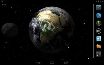 Earth Live Wallpaper - Android Apps on Google Play