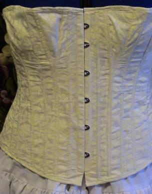 corset victorien