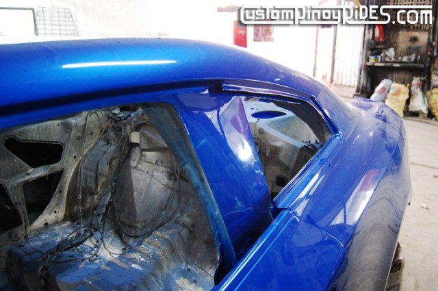 CustomPinoyRides Atoy R33 to R35 conversion pic5