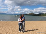 On the Beach - Lake Tahoe.JPG