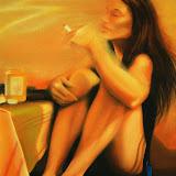 'Fast Break'  Oil on canvas   cm.90x70.jpg
