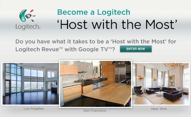 Logitech: Host with the Most