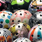 Nutcase Street ($100) and Little Nutty Helmets ($90) - I Love My Brain - lots of designs in stock.