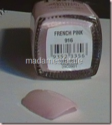 tbn french pink 916