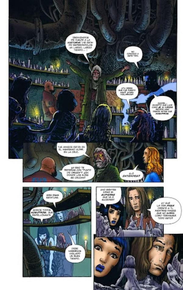 Testament #3 - página 14