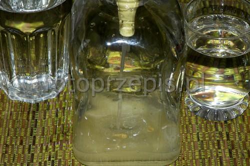 Nalewka cytrynowa   Cytrynówka koktajle  przepis foto