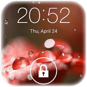 Download Lock screen(live wallpaper) for PC