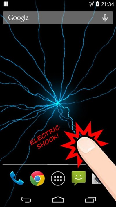 Electric Live Wallpaper - Android Apps on Google Play