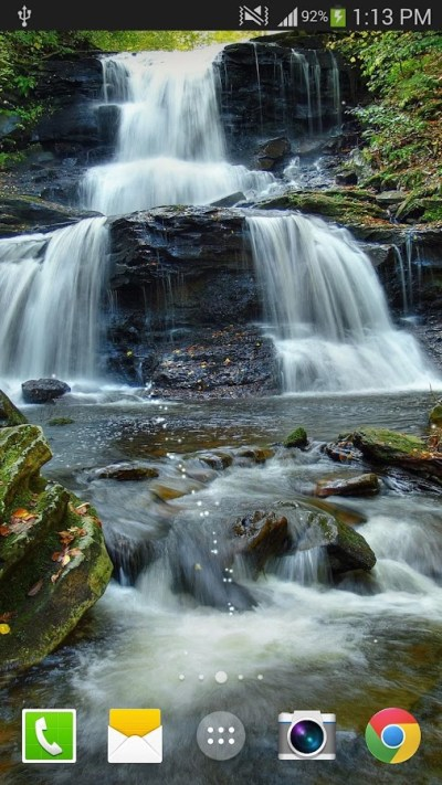 Waterfall Live Wallpaper (PRO) - Android Apps on Google Play