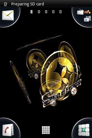3D Steelers Live Wallpaper (android) | AppCrawlr